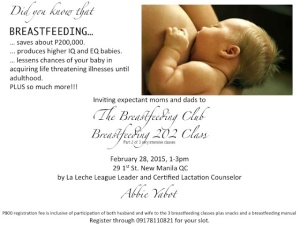 Breastfeeding 202