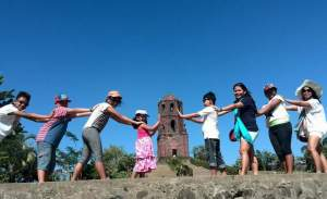 Bantay Bell Tower – have extra set of clothes waiting at the foot of the stairs. Be ready with Spanish war trivia around Diego Silang to discuss with kids. Not up for a climb up the tower? Stay under any of the big trees, enjoy the breeze and let the kids do the climbing and exploring.