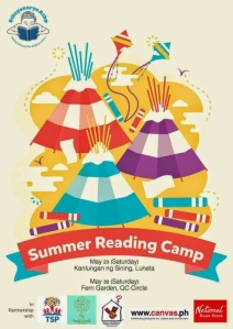 Joined Diksyonaryo Atbp Summer Reading Camp