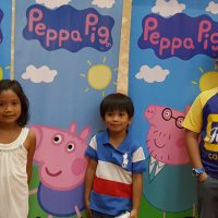 A Day with Kids: Peppa Pig Live Treasure Hunt