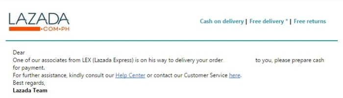 deliveryconfirmation