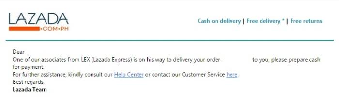 deliveryconfirmation