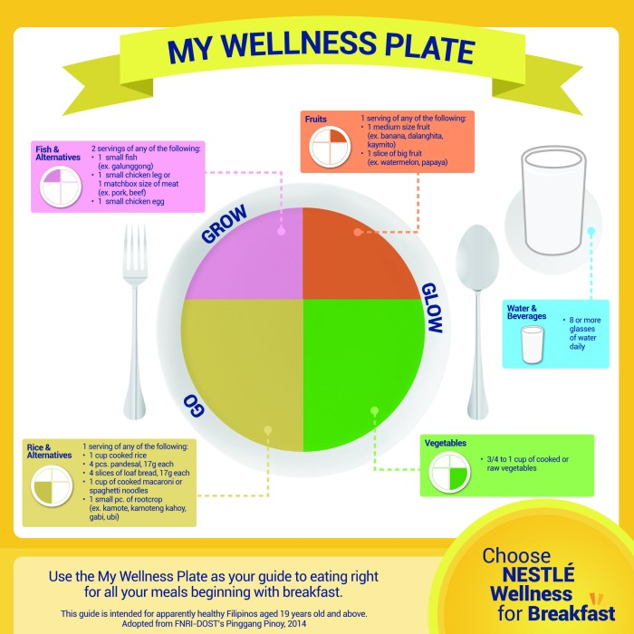 MY WELLNESS PLATE