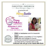 Mommy Milkshare: A MilkDrive for Moms Who Care
