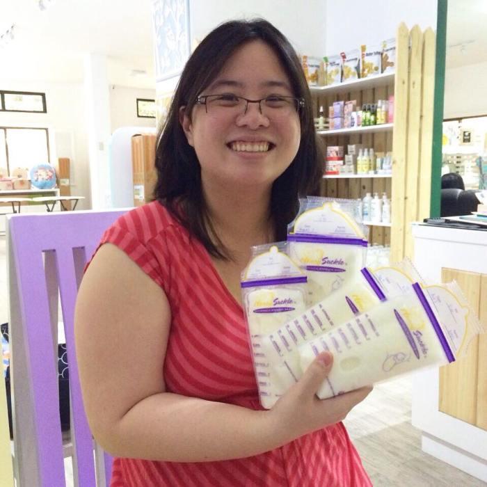 Mommy Milkshare-Donor mom Charlene Yu-De Leon