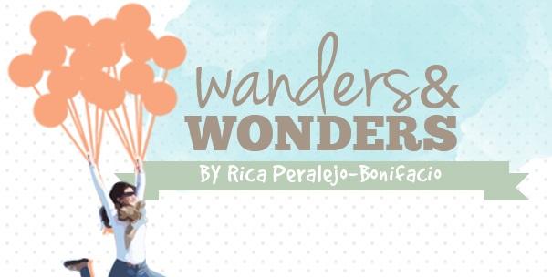 wanders&wonders