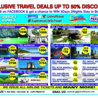 Shroff Travel Offers Exclusive Travel Deals to Pinoys (Up to 50% Discount)
